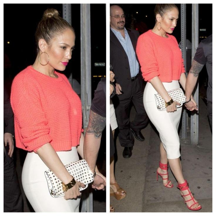 J Lo..always fly!