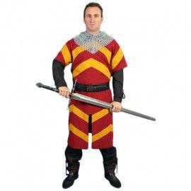 Tabardo túnica medieval Gilbert