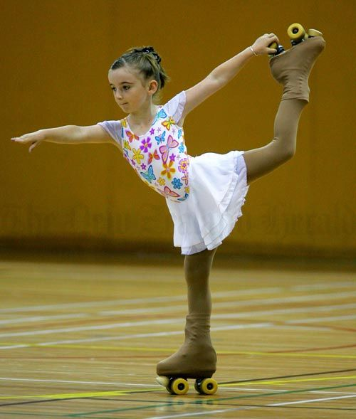 Artistic Roller Skating! Please like http://www.facebook.com/RagDollMagazine and follow @RagDollMagBlog @priscillacita