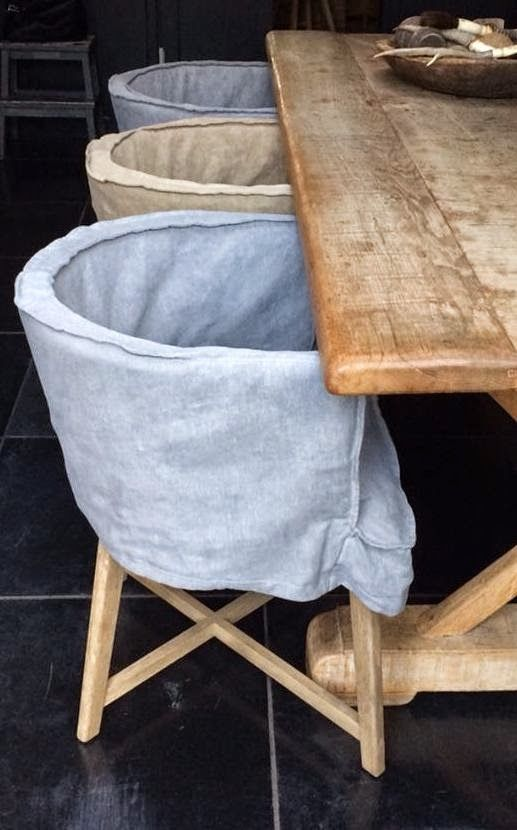 Loose Linen Covers