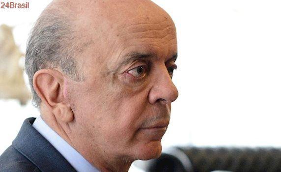 Entregou carta de demissão a Temer: Serra deixa cargo de ministro das Relações Exteriores