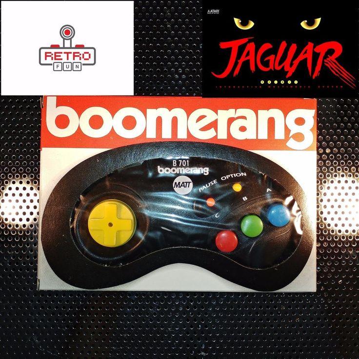 Gamepad Boomerang 701 for ATARI JAGUAR -  Brand new  #Atari