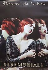FLORENCE & THE MACHINE-Ceremonials-Licensed POSTER-90cm x 60cm-Brand New Ebay #want#need