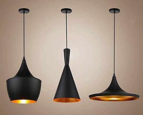 E27 Metal Retro Suspensions Luminaires Lamps Antique Plafonnier