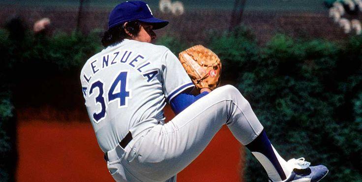 El día que Valenzuela jugó de jardinero con los Dodgers