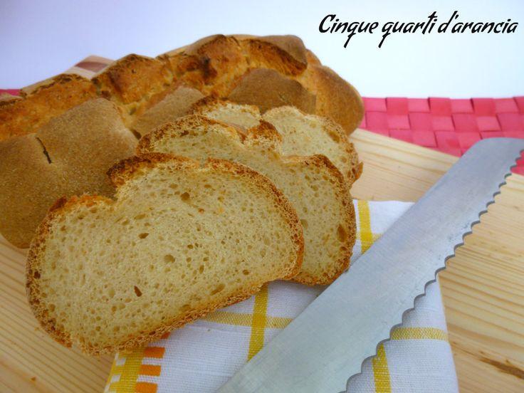 Pane di semola (ricetta Sara Papa)