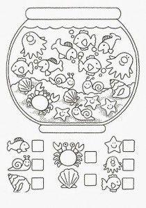 animal number count worksheet (3)