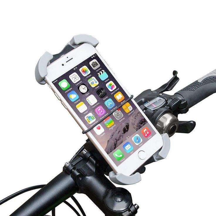 Handlebar Universal Bicycle Motorcycle Cell Phone Mount Holder Clamp Stand New #BESTEK