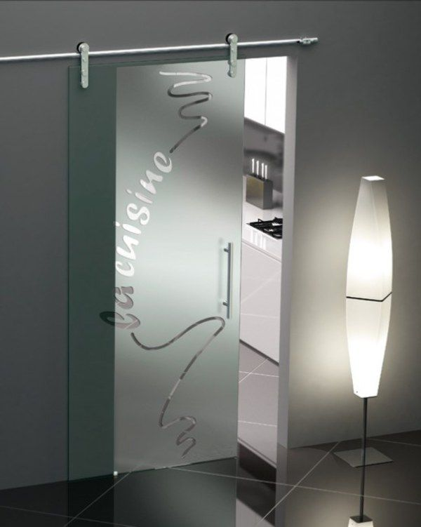 Decorativas Puertas Correderas de Cristal