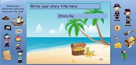StoryMaker Template per creare storie