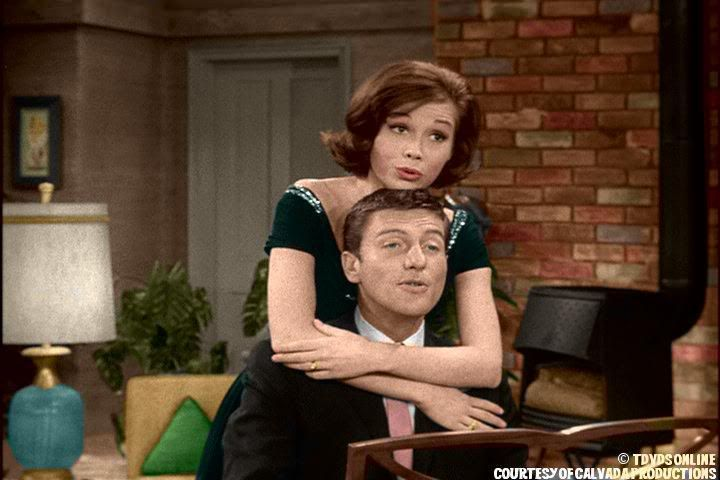 color pictures of the dick van dyke show | The Dick Van Dyke show... in color - Sitcoms Online Message Boards ...: