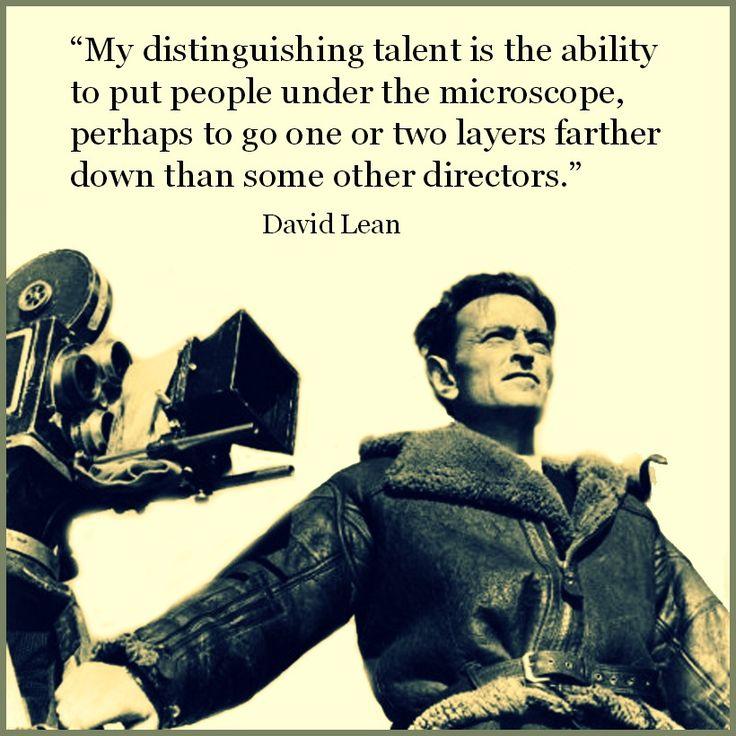 david lean interview