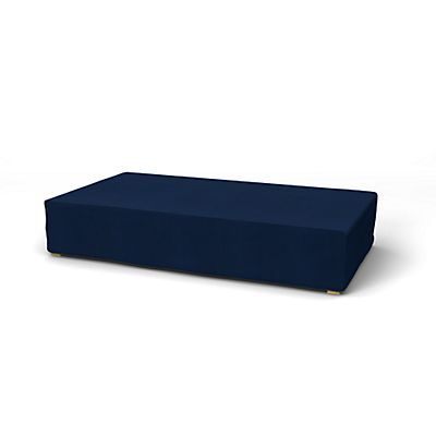 daybed cover straight twinsingle height 50cm 20in
