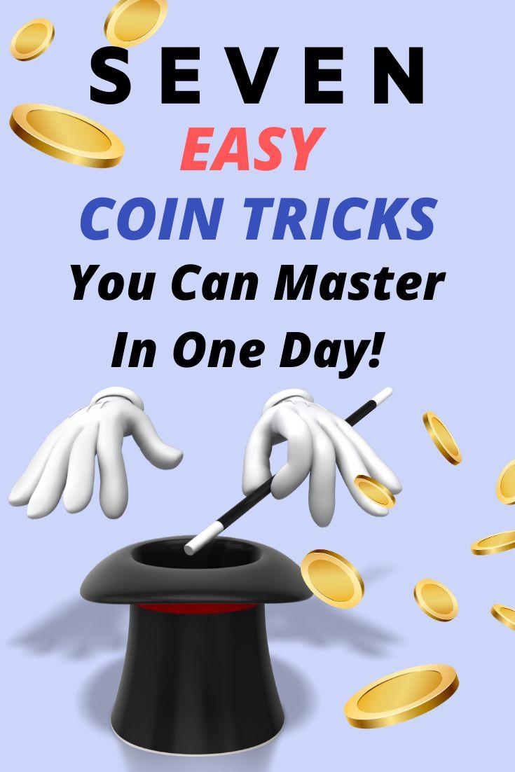 Great closeup magic coin tricks coin tricks easy magic