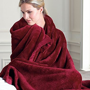 Chris Madden 174 Luxplush Throw Blanket Home Decor