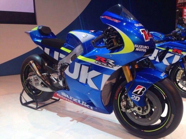 IMGP: La Suzuki ha finalmente un nome | Infomotogp.com