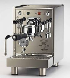 A true example of traditional Italian styling, the Bezzera BZ10P semi automatic espresso machine is the perfect choice for those looking for a top quality espresso machine.