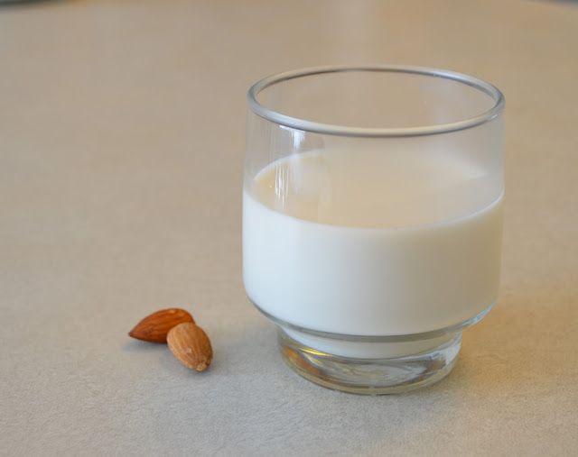 Homemade almond milk | Food | Pinterest | Homemade Almond Milk, Almond ...