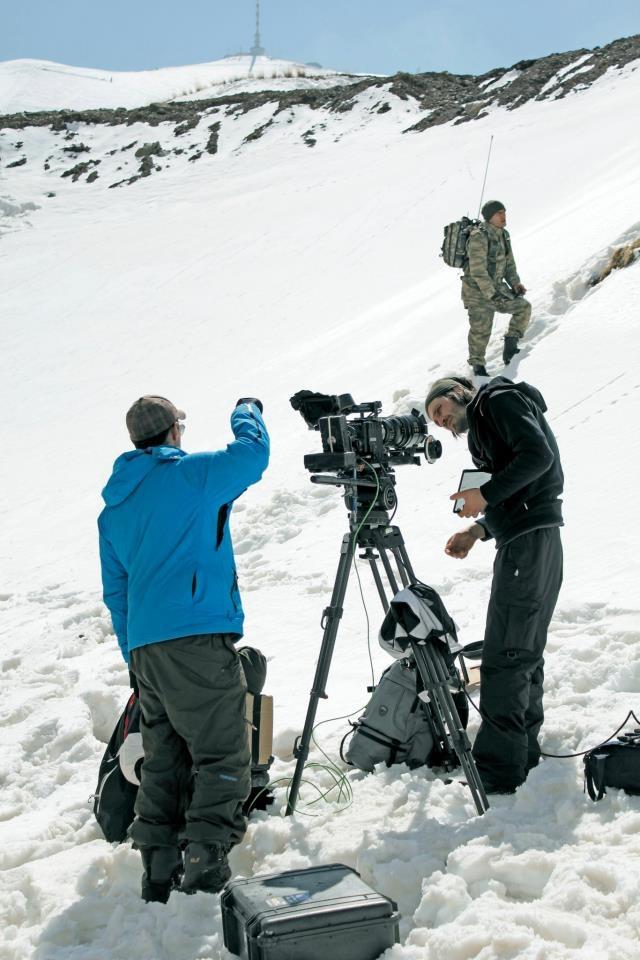 DAĞ / Kamera Arkası