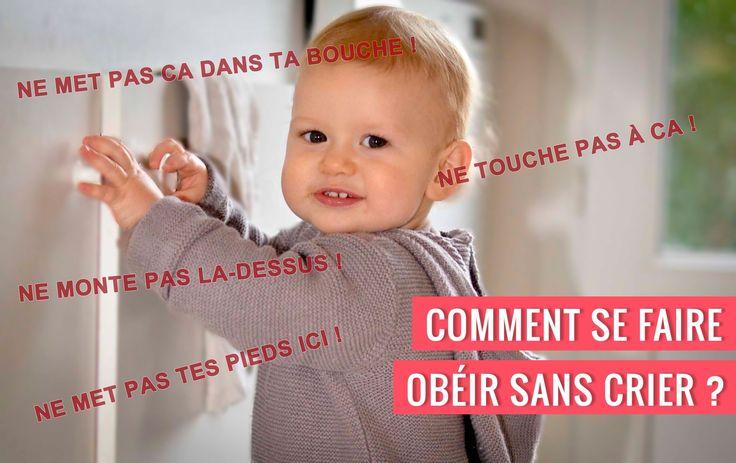 Comment se faire obéir sans crier ? http://www.famille-epanouie.fr La…