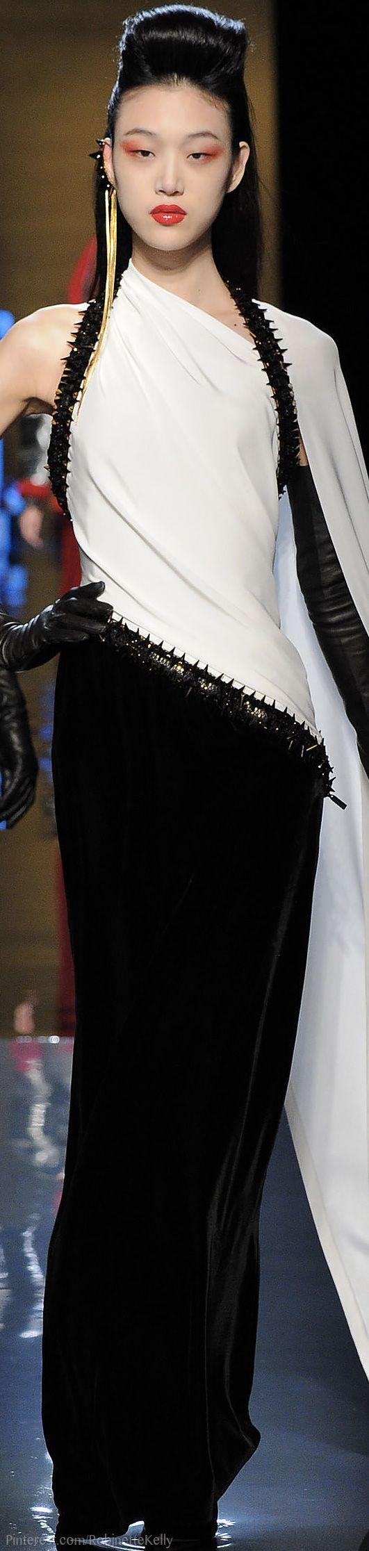 Jean Paul Gaultier Haute Couture | F/W 2014-15