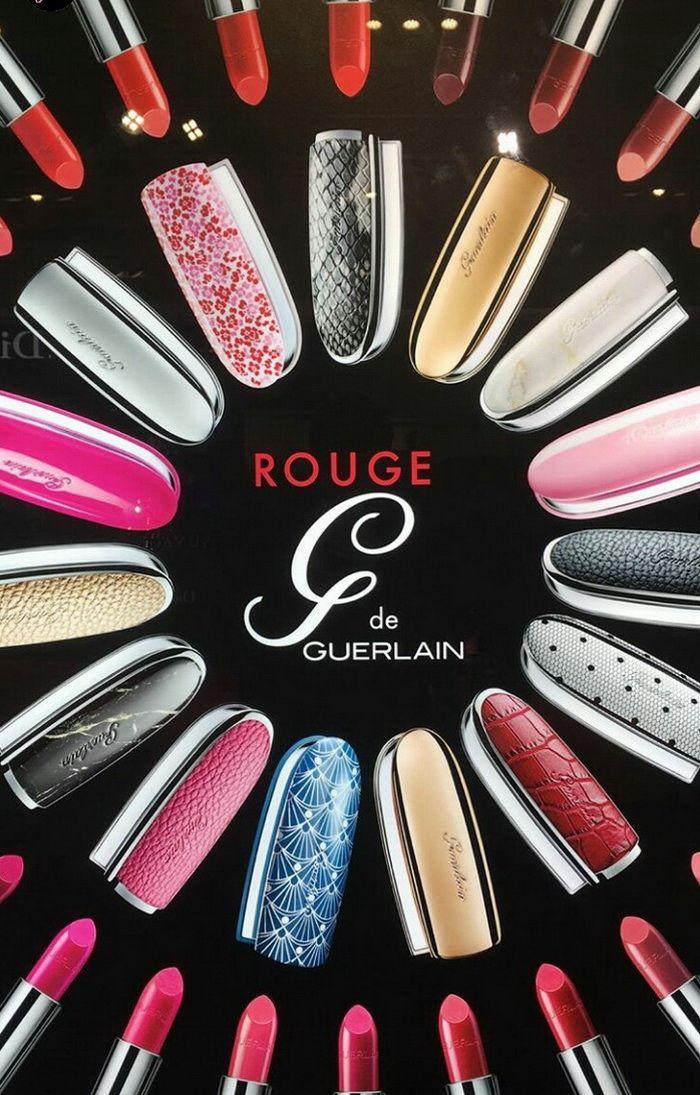 Guerlain Rouge de Guerlain Lipstick 2018