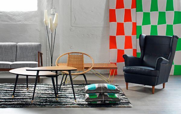 ÅRGÅNG IKEA: Säljstart: 4 juli 2014 ÅRGÅNG säljs i begränsad upplaga på utvalda IKEA varuhus: Kungens Kurva, Barkarby, Bäckebol, Kållered, Malmö, Älmhult och Uppsala. // Design from the 50´s and 60´s. (Only in Sweden)
