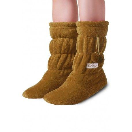 Kahverengi ev içi çizme panduf hugsepet'de en uygun fiyatlarla.