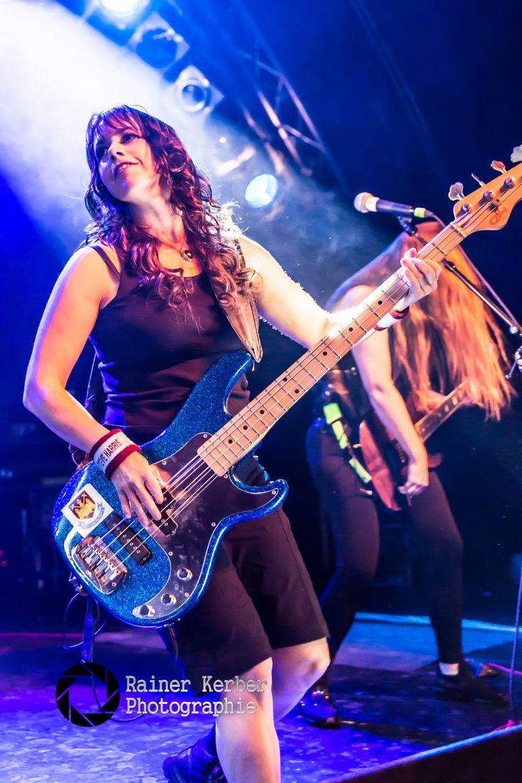 https://flic.kr/s/aHskyYn74L | The Iron Maidens - Hamburg 2016