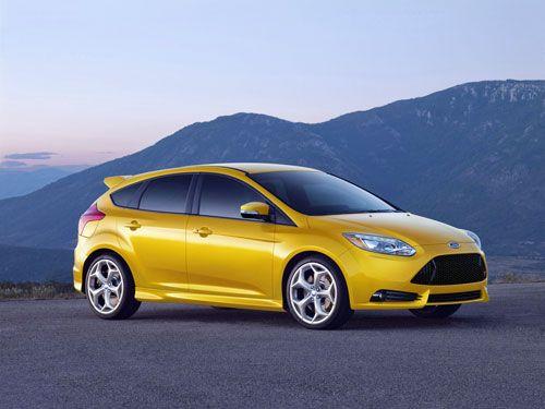 Ford Focus ST ra mắt động cơ dầu vào cuối năm 2014, chi tiết tại trang mua ban o to http://oto-xemay.vn