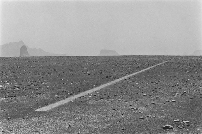 land art, Richard Long