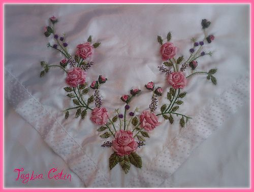 Bundle ~ Ribbon embroidery | Flickr - Photo Sharing!