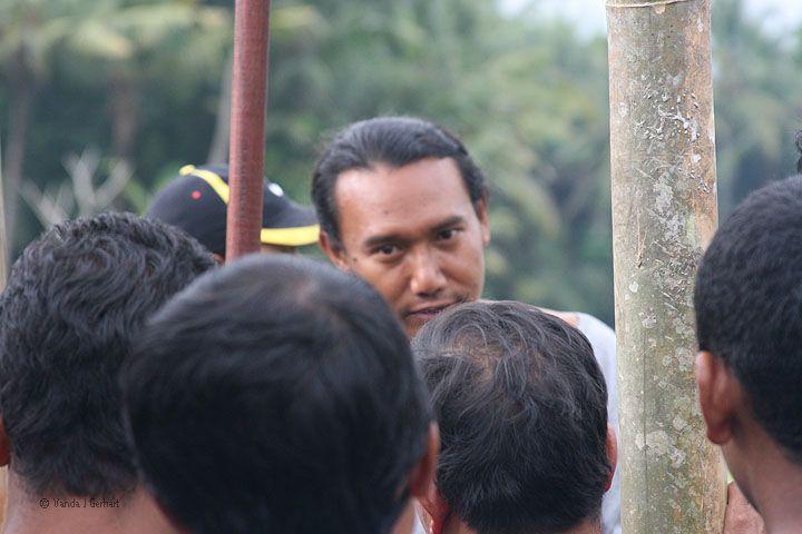 Chakra Widia, founder of the Balinese permaculture foundation Yayasan Tri Hita Karana Bali.