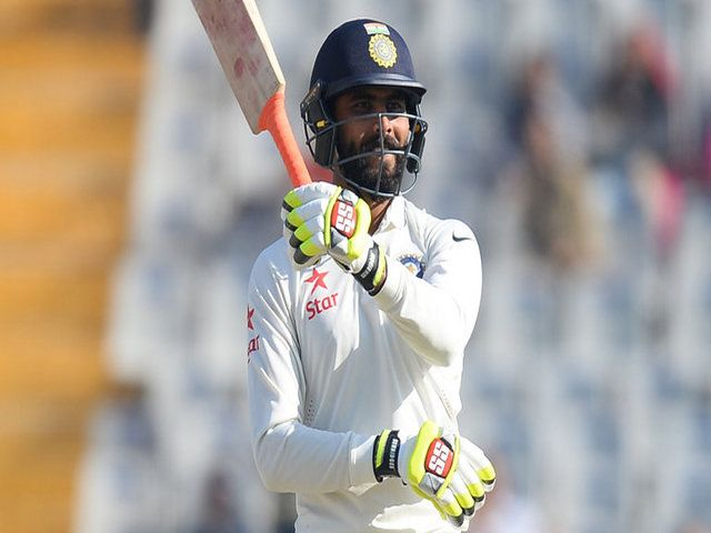 Ravindra Jadeja hits six sixes in an over in local T20 tournament- http://www.sportscrunch.in/ravindra-jadeja-hits-six-sixes-local-t20-tournament/  #InterDistrictT20Tournament, #RavindraJadeja, #Saurashtra, #Six  #Cricket