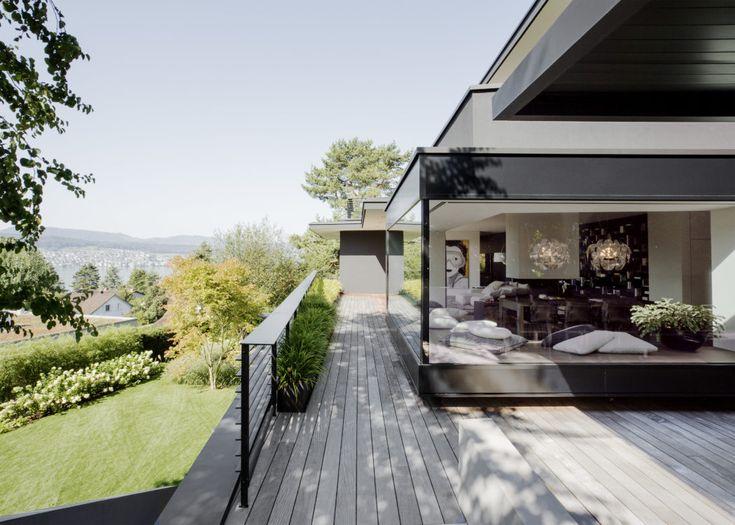 House in Zurich by Meier Architekten