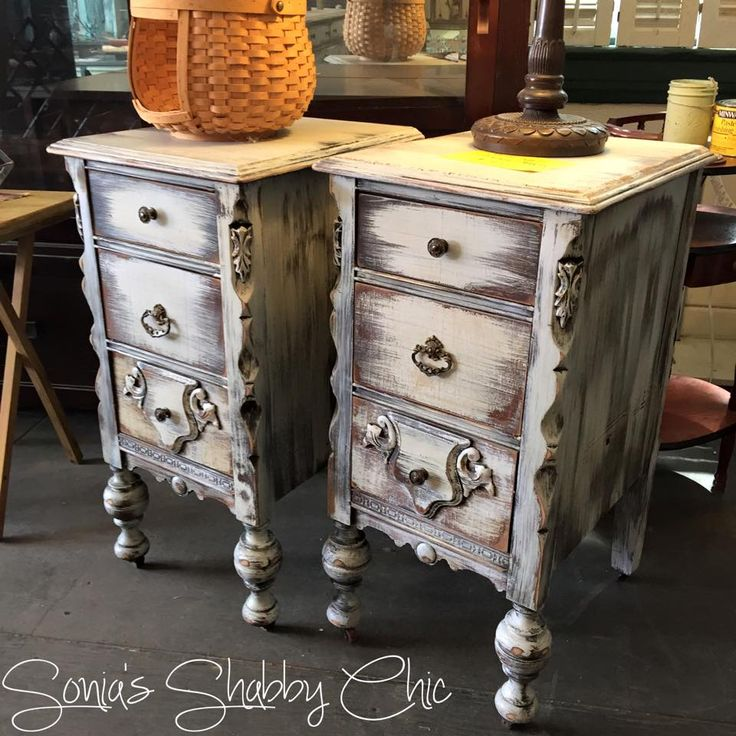 58 Best Images About Handpainted Chic Furniture Ideas On