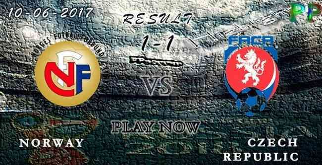 Norway 1 - 1 Czech Republic HIGHLIGHTS 10.06.2017