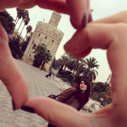 Sevilla! ❤️