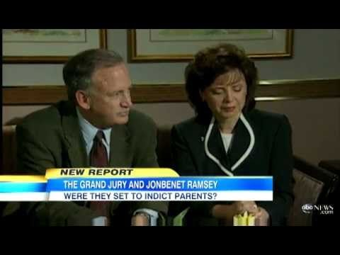 Grand Jury Wanted to Indict JonBenet Ramsey's Parents - YouTube