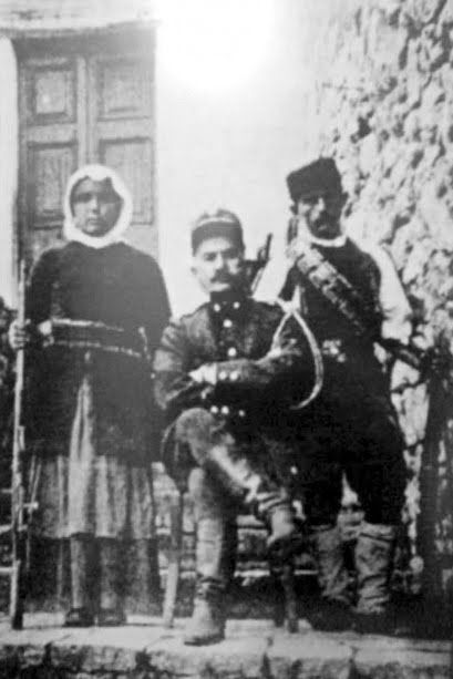 Spiros Spiromilios in Himara