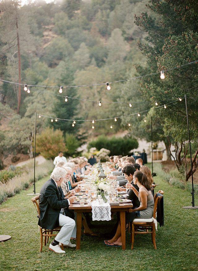 2016 Favorite Wedding Trend: Outdoor Seating | #brianamariephotography