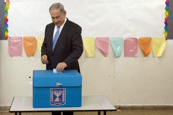 LEKULE : 'King Bibi's' reign challenged in Israeli election...