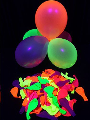 50er-Pack PSYWORK Schwarzlicht Luftballons Neon Gemischt ... https://www.amazon.de/dp/B00W9PL8KK/ref=cm_sw_r_pi_dp_x_8G1gybGCBE9TZ