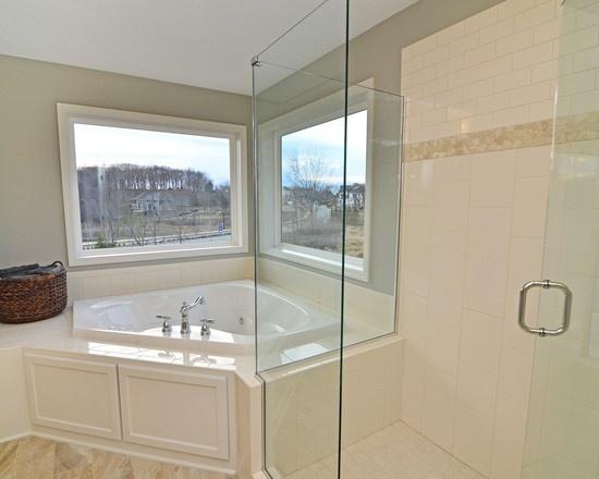 The 25+ best Corner bathtub ideas on Pinterest Corner tub