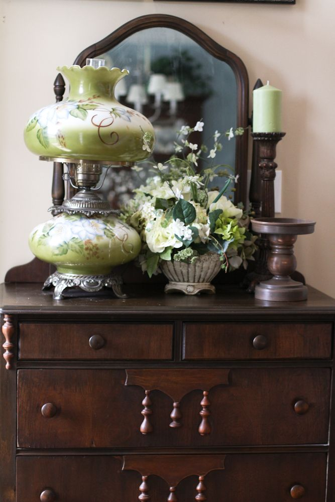 Foyer Table Decor