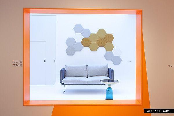 Spainalight Exhibition Interior, Tokyo // Stone Designs | Afflante.com