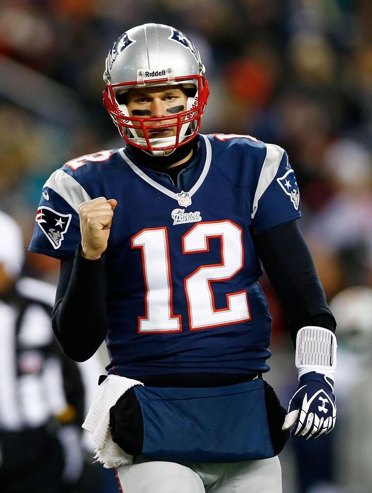 Tom Brady #12