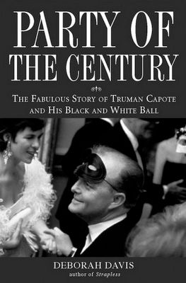 Black & White - Party Of The Century - the fabulous story of Truman Capote and his Black and White Ball.  I love this party and had many Black and White Ball fundraisers for our local community. The lead singer in the band wore red, just like Cher was the only one in red.