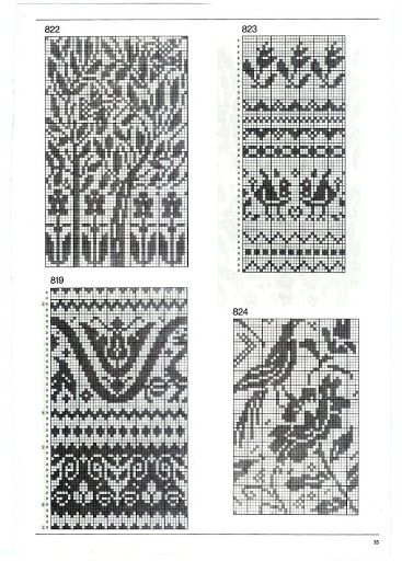 STITCHWORLD II - Machine Knitting - Nenugnoje - Picasa-Webalben