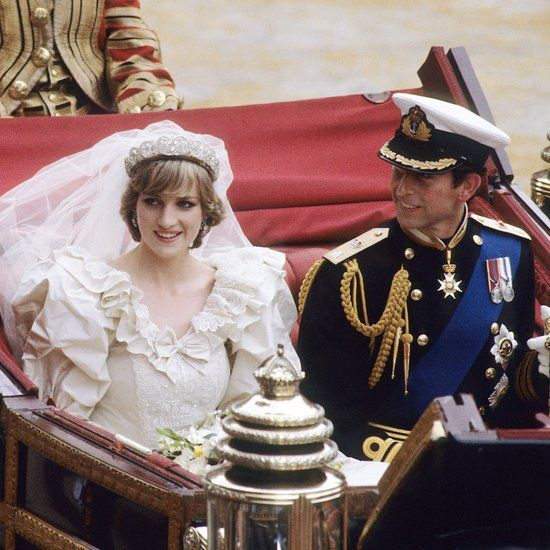 How Old Was Diana When She Married Prince Charles?